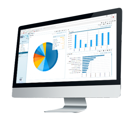 EZSuite Reporting Functions in a Golf Club Management System