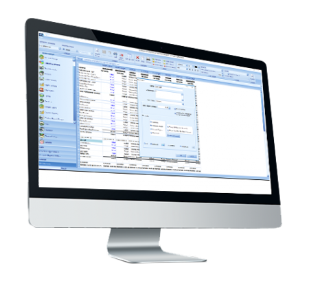 EZSuite Accounting Functions in a Golf Club Management System