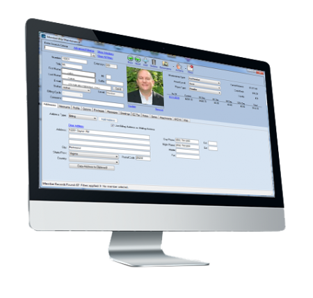 EZSuite Membership Functions in a Golf Club Management System
